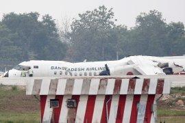 Pilot Myanmar daratkan pesawat dengan  selamat
