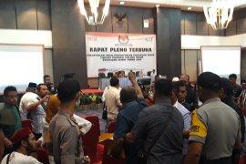Sesama internal partai Gerindra saling lapor kecurangan