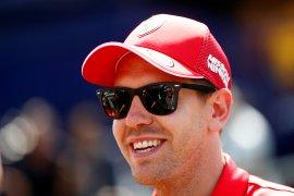 Menjelang GP Spanyol, ini kata Vettel soal upgrade baru Ferrari