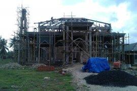 Korem 133 Gorontalo bangun masjid untuk masyarakat