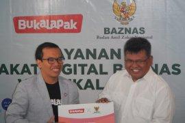 Bukalapak tambah fitur donasi digital Baznas memudahkan berzakat