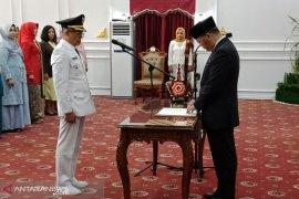 Gubernur belum terima berkas pemilihan Wabup Bengkulu Selatan