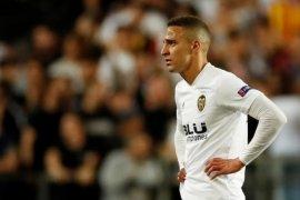Penyerang Valencia akui Arsenal bermain efesien