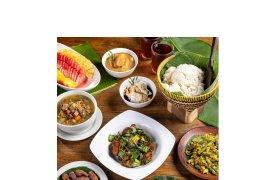Pariwara - Budaya Indonesia Resto sajikan kelezatan makanan dan suasana nusantara