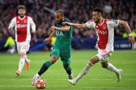 Spurs peroleh jalan tembus final  persis Liverpool
