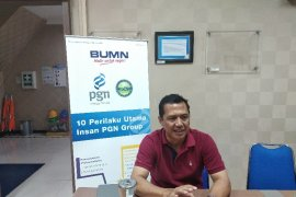 PGN Medan pastikan pasokan gas bumi di Sumut aman selama Ramadhan