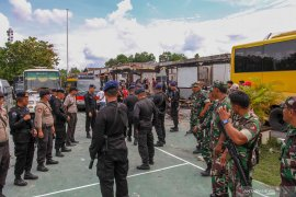 Polisi masih selidiki penyebab kerusuhan  Rutan Siak