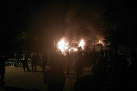 Rusuh dan kebakaran Rutan Siak diduga akibat kekerasan petugas