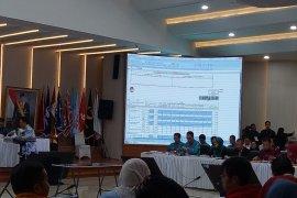 Jokowi raih 60,74 persen di Kalteng