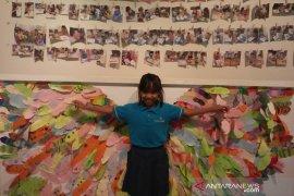 "Murid Sekolah ""Little Star"" Denpasar pamerkan karya seni ""Flora Fauna"""