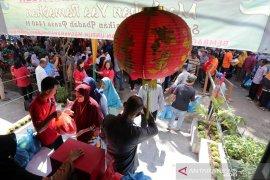 Sembako Ramadhan bantuan Hakka Aceh