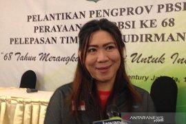 Seluruh pebulu tangkis Indonesia siap tanding di Piala Sudirman
