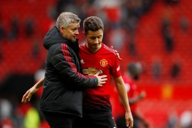 Ander Herrera kirim salam perpisahan untuk Manchester United