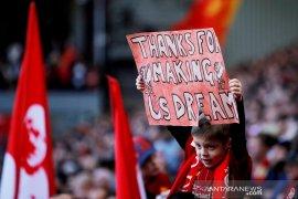 Menang atas Wolverhampton, paceklik gelar Liverpool berlanjut