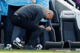 Manchester City raih juara dua musim beruntun