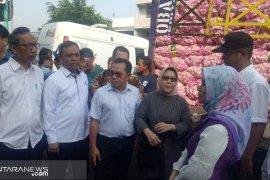 Harga eceran bawang putih di Tangerang turun