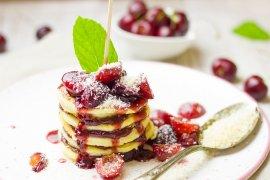 """Pancake Honeycomb Maroko"" inspirasi menu Ramadhan ala Timur Tengah"