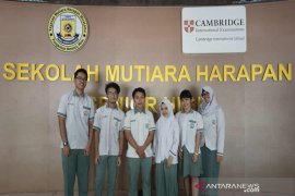SMA Mutiara Harapan Pangkalan Kerinci Raih Nilai Tertinggi Dalam Ujian Nasional se-Riau