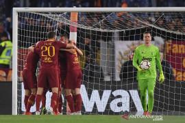 Kalahkan Juventus, AS Roma hidupkan asa Liga Champions