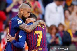 Vidal dan  Sanchez komandani Chile ke Copa America