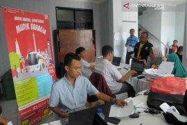 Jatah mudik gratis naik bus di Kota Bekasi ludes