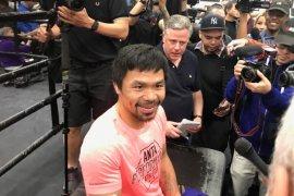 Juli mendatang Pacquiao kembali naik ring
