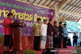7 Gubernur di Jawa-Bali tandatangani komitmen basmi malaria