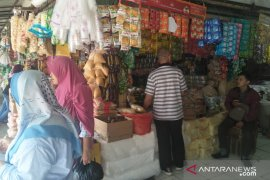 Harga bahan kebutuhan pokok di Cianjur stabil