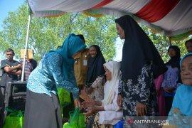 PKK Batola kembali Safari Ramadhan didua kecamatan
