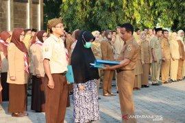 Kasus pungli ASN Disdik Purwakarta diserahkan ke Polisi