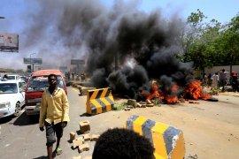 Uni Afrika skors Sudan, tuntut penghentian  aksi militer