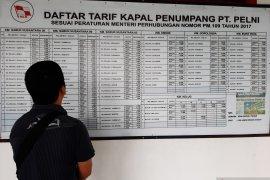 Tiket Pelni tujuan Tanjung Priok-Surabaya-Makassar telah habis