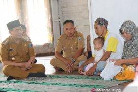 Aisya balita penderita jantung bocor akan dirawat di Jakarta