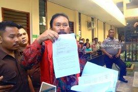 Kembali jadi tersangka, mantan Bupati Tapteng surati Kapolri dan DPR-RI