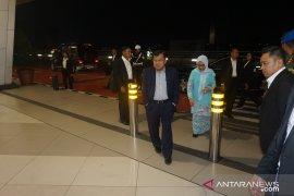 Wapres Jusuf Kalla transit di Qatar saat menuju Jenewa