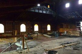 Masjid di Negara Bagian AS menderita kerusakan besar