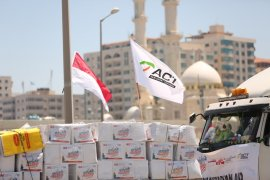 ACT disburses food aid to 2,500 Palestinians in Gaza