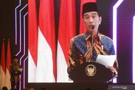 Presiden tegaskan Indonesia ingin ikut dalam kue besar ekonomi syariah