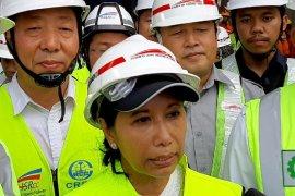 Ditarget selesai 2020, Kereta cepat Jakarta-Bandung jadi pertama di Asia Tenggara