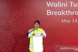 Menteri BUMN: Tujuan proyek kereta cepat untuk bangun kota baru