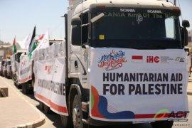 ACT salurkan 250 ton pangan untuk Gaza