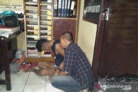 Polisi Cianjur amankan pencuri motor yang nyaris tewas dihakimi massa