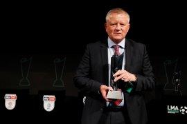 Chris Wilder dari Sheffield United manajer terbaik Liga Inggris