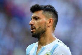 Kun Aguero perkuat Argentina di Copa America