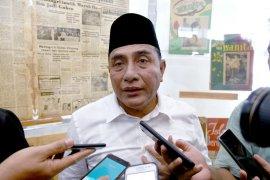 Gubernur sebut Sumut akan dapat tambahan alokasi pupuk bersubsidi