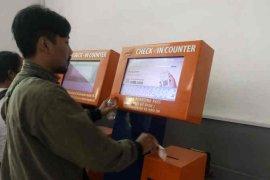 Tiket kereta api Lebaran di Cirebon baru terjual 65,6 persen