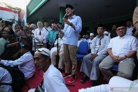 Kunjungan Sandiaga Uno ke Surabaya