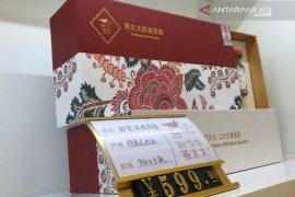 Ada toko produk olahan sarang walet asal Indonesia di China