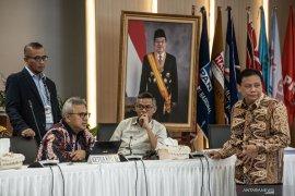 Rekapitulasi nasional, pasangan Prabowo-Sandiaga unggul di Banten dan NTB