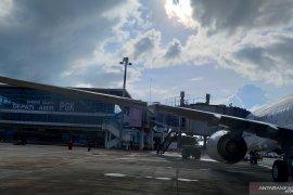 Sejumlah maskapai di Bandara Depati Amir kurangi jadwal penerbangan
